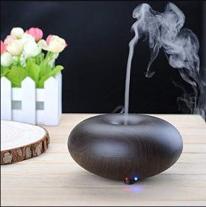 BlueFire Electric Ultrasonic Essential Oils Diffuser