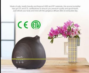 Easehold 400 ml Air Purifier
