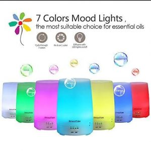 Innoo Tech 7-Color Essential Oil Diffuser
