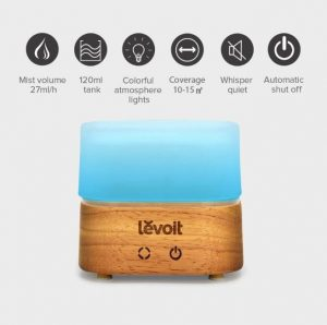 Levoit Essential Oil Diffuser Humidifier