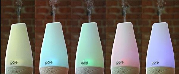 PureSpa Enrichment Essential Oil Diffuser