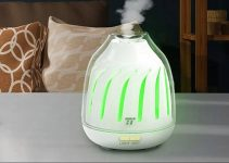 Diffusers for Essential Oils, TaoTronics 300ml Ultrasonic Humidifiers