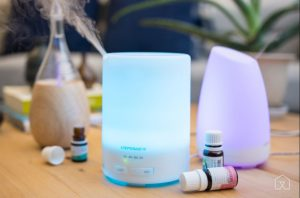 URPOWER second Version Essential Oil Diffuser