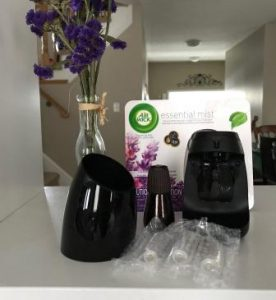 Air Wick Essential Mist, Essential Oil Diffuser