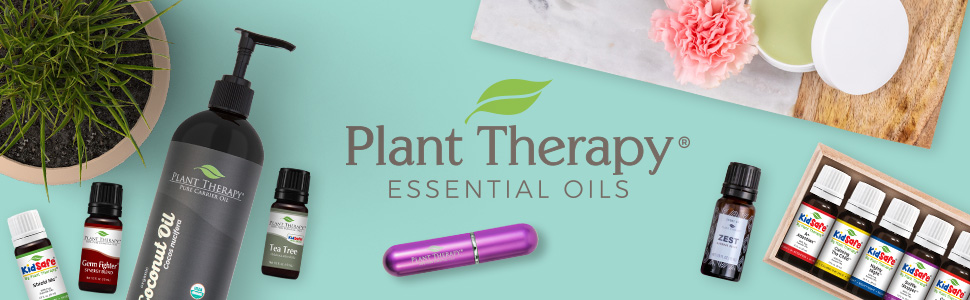 Tea Tree Oil of Plant Therapy's Brand