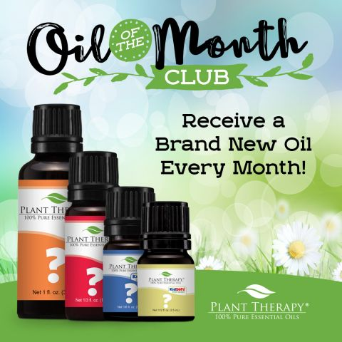 oil of the month club plant therapy